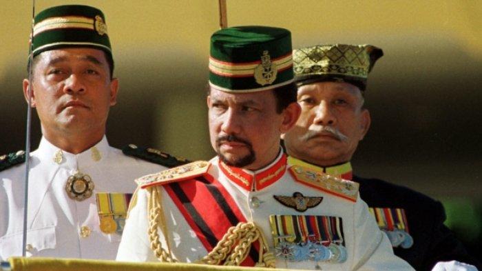 Inilah Kekayaan Luar Biasa Sultan Brunei Hassanal Bolkiah Muhaimin