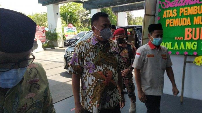 Olly Dondokambey Jadi 'Magnet', Kapolri, Ketua MPR hingga Kabinet Jokowi Sambangi Sulut