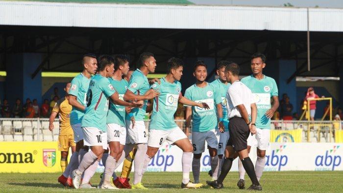 Sulut United Gagal Curi Poin dari Mitra Kukar, Herkis Minta Maaf, Sentil Kepemimpinan Wasit