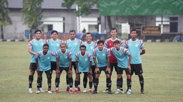 Sulut United melakoni laga uji coba pertama di Jogjakarta melawan PS Sleman U-20, akhir pekan lalu. Laga berakhir dengan kemenangan SU dengan skor 2-0.