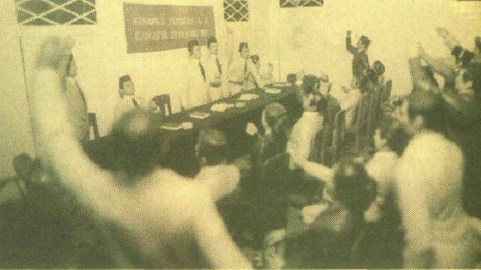 TEKS Sumpah Pemuda dan 13 Tokoh Penting Atas Terciptanya Momen Bersejarah Pada 28 Oktober 1928