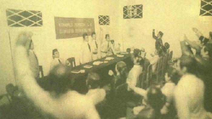 Ruang Kongres Sumpah Pemuda Sumpah Pemuda 1928 Kronologi Lahirnya Bibit Nasionalisme Halaman 2 Tribun Manado