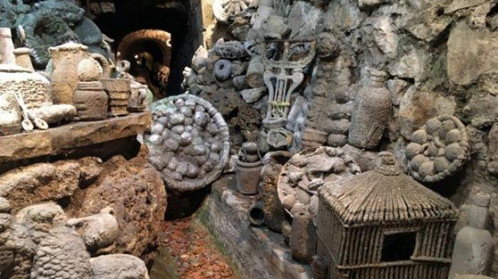 Sumur yang Mampu Buat Benda Apapun Jadi Batu Dikaitkan dengan Mother Shipton