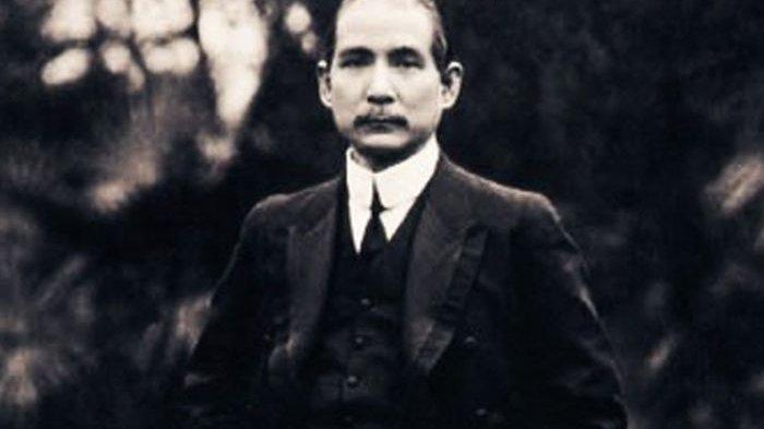 Sun Yat Sen bapak Republik Tiongkok. (NET)
