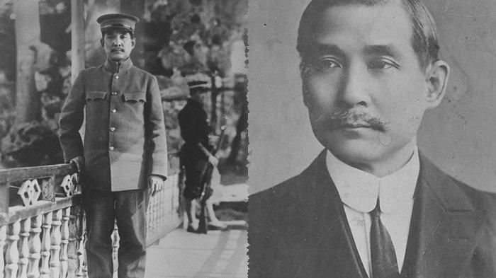 Sun Yat Sen, Sosok Bapak Bangsa Bagi China Maupun Taiwan, Berhasil Gulingkan Dinasti Qing