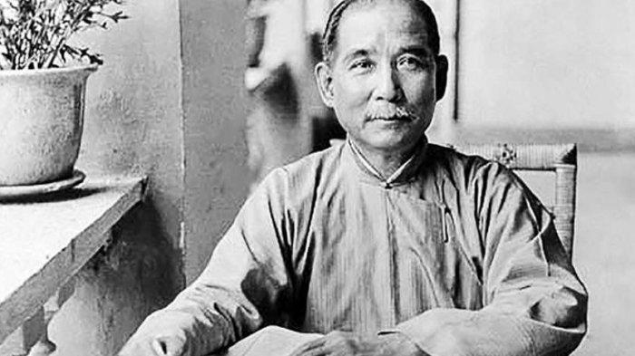 Sun Yat Sen.