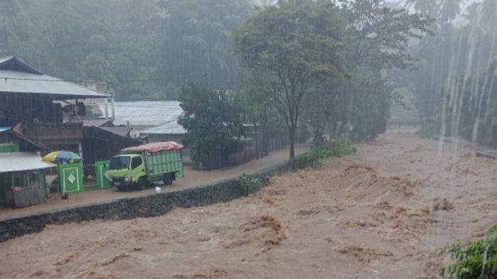 5 Daftar Berita Teratas tentang Hujan Lebat Jumat 22 Januari 2021 di Manado, 3 Daerah Terdampak