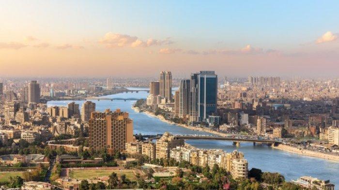 Mengenal Sungai Nil, Membelah 9 Negara, Akrab dengan Sejarah Mesir Kuno