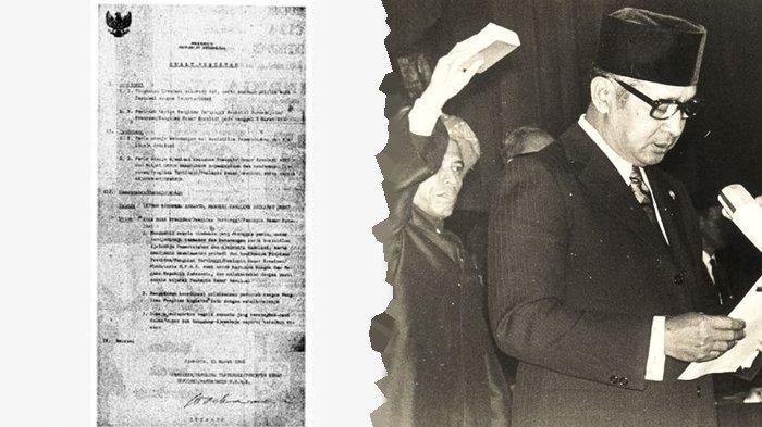Latar Belakang, Isi, dan Tujuan Surat Perintah 11 Maret: Tonggak Sejarah Lahirnya Orde Baru