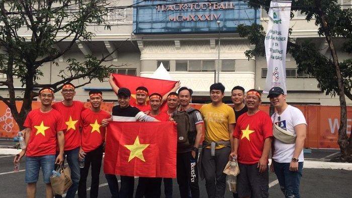 Rahasia Kemenangan Vietnam, Park Hang-seo: Saya Katakan, Rakyat Vietnam Ada di Belakang Mereka