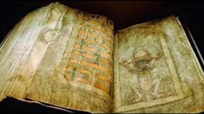 WOW! Peneliti Temukan, Surat yang Ditulis Oleh Iblis, Isinya Mengerikan
