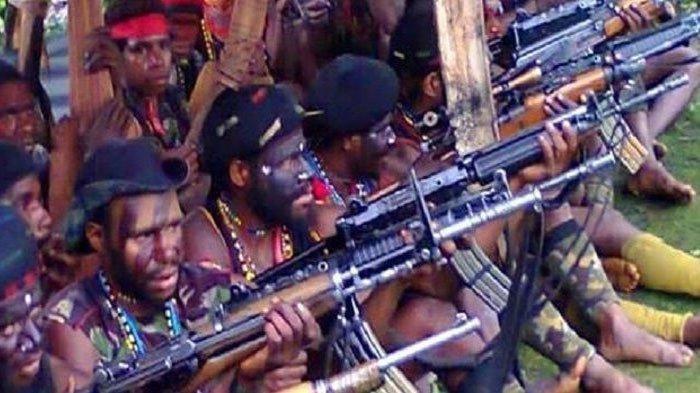 Sumber Dana KKB Papua Belanja Amunisi Senjata, Di Tempat yang Sulit Dijangkau di Papua, Penuh Harta