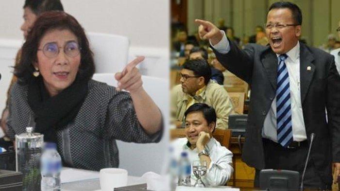 Susi Pudjiastuti Bantah Edhy Prabowo soal Ekspor Benih Lobster, Langgar Aturan: Dilarang Sejak 2015
