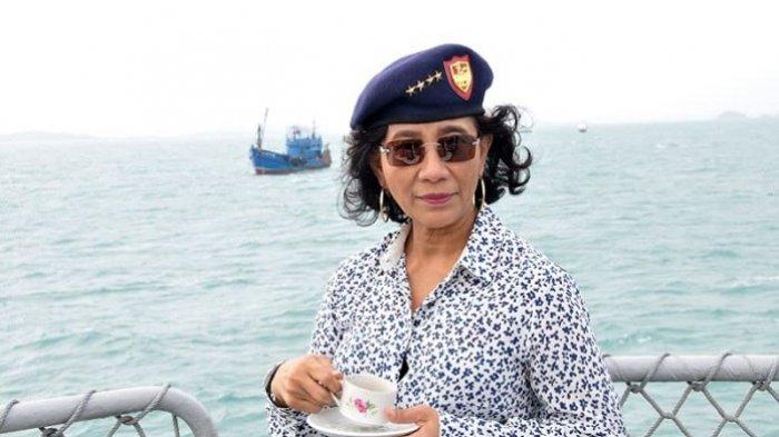 Marah Temukan Kemasan Kopi di Laut, Cucu Menteri Susi: 'Buang Sampah Jangan di Laut, Hah!'