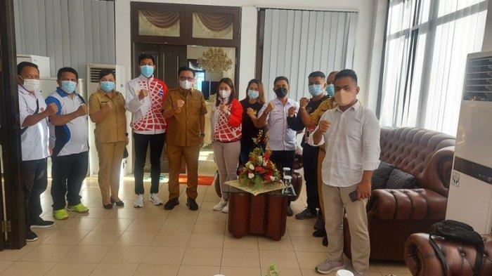 Kempo Sulut Targetkan Raih Medali Emas di PON XX Papua
