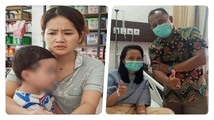 Istri JT Penganiaya Perawat RS Siloam, Bongkar Kelakuan Suster Anaknya, 'Perasaan Saya tak Enak'