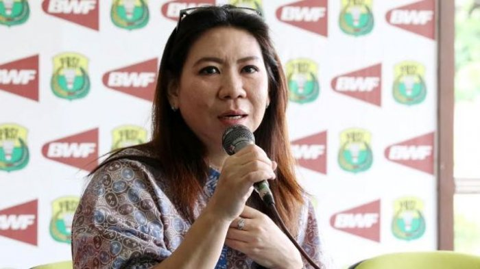 Jadwal Piala Sudirman 2019: Hadapi Taiwan di Fase Knock-out, Susy Susanti Optimis Indonesia Menang