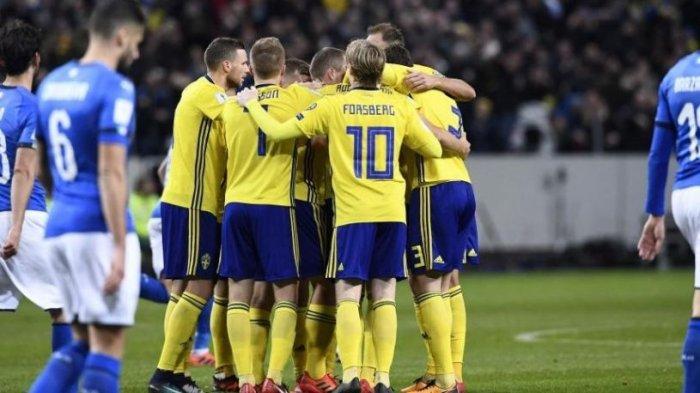 PREDIKSI Laga Swedia vs Georgia, Debut Ibrahimovic Usai Putuskan Pensiun