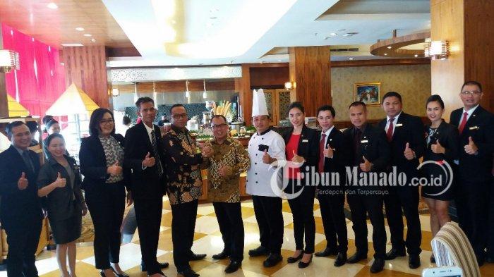 Farewell and Wellcoming General Manager Swiss-belhotel Maleosan Manado