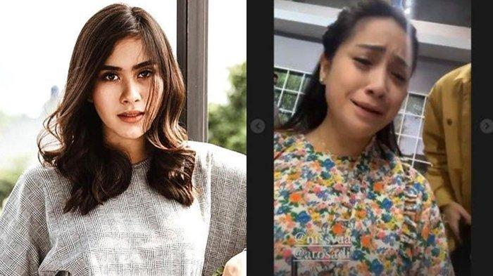 Nagita Slavina Nangis Ditinggal Nisya Pindah Rumah, Syahnaz Gemas: Ya Allah Rumahnya 5 Menit Nyampe