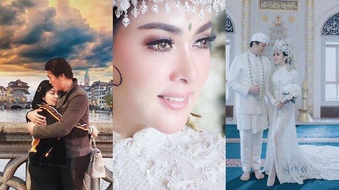 SEDANG BERLANGSUNG, Live Streaming Resepsi Pernikahan Syahrini & Reino Barack, Tonton Disini!