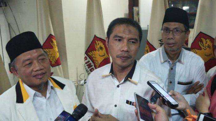 FBR Akui Pasang Baliho