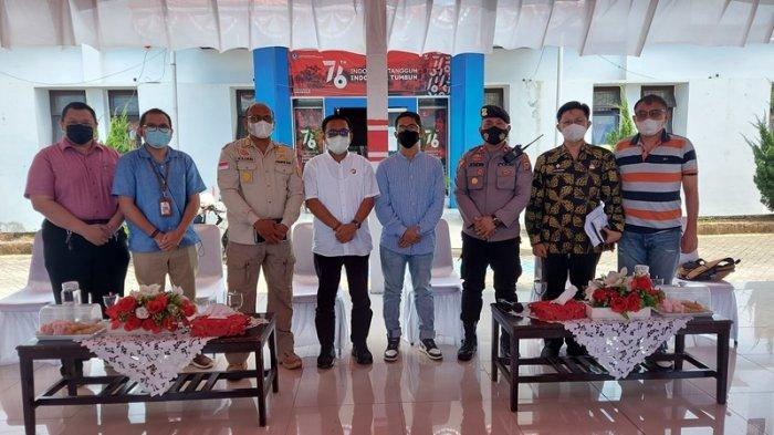 Syam Panai Ketua DPW Alfi Ilfa Sulut Soroti Tab dan Pengisian BBM Non Industri di SPBU