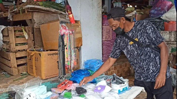 Syamsudin Raup Untung Besar Jual Masker, Tapi Kini Meredup Hingga Banting Stir Dagang Tas Plastik