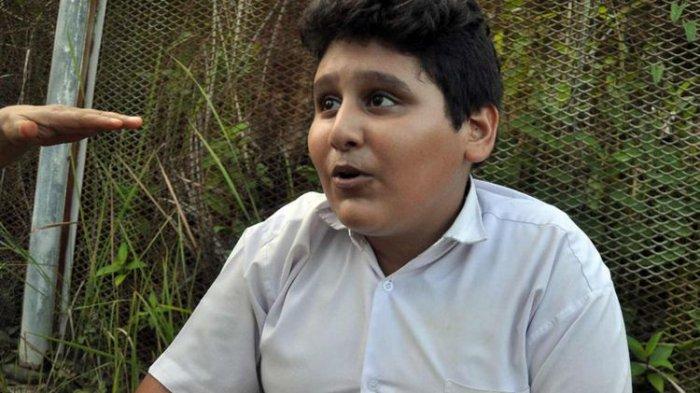Ingat Bocah Pengungsi Afganistan Bernama Tahanan PBB 2? Kini Sudah Diadopsi, Bahagia Belajar Luring
