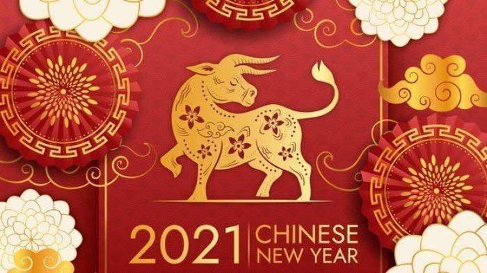 Tahun Baru China atau Imlek tahun 2021