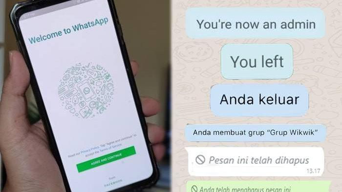 Tak Banyak yang Tahu, Ternyata Ada Cara Keluar dari Grup WhatsApp Tanpa Ketahuan