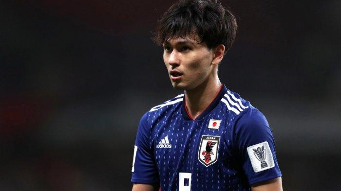 PROFIL Takumi Minamino, Bintang RB Salzburg Asal Jepang yang Bikin Klopp Ternganga