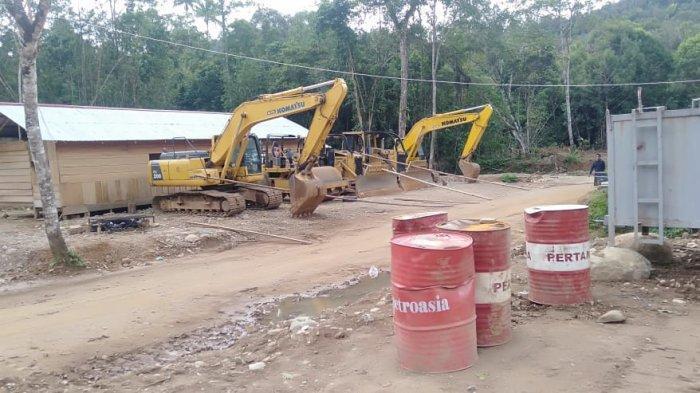 POPULER Sulut - Oknum Polisi Diduga Terlibat Tambang Ilegal | Pegawai Cantik Santy Lumintang