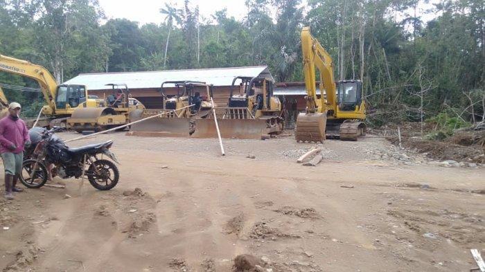 Owner Toko Dragon Jadi Otak Tambang Ilegal di Tobayagan Bolsel