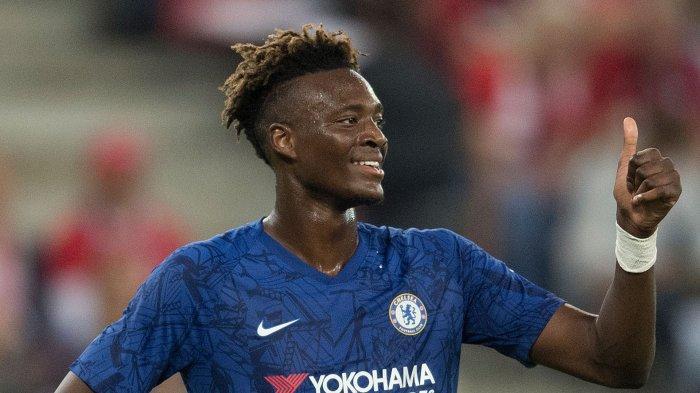 1 Gol Aubameyang Dilumat Jorginho dan Abraham, Arsenal Takluk di Kandang Sendiri