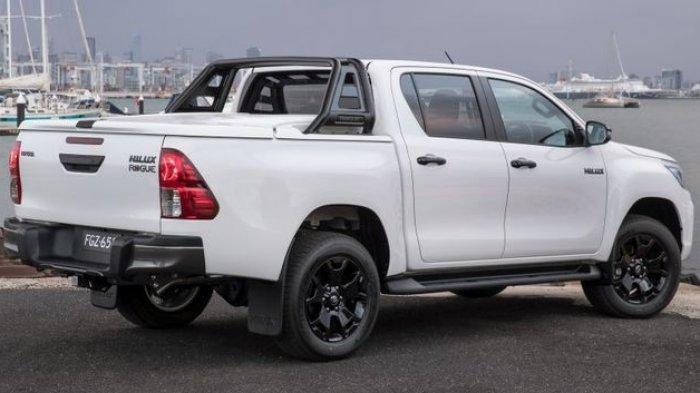Coba Modif Simpel Toyota Hilux dengan Gaya Versi Rouge Australia