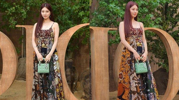 Hari Batik, 7 Artis Dunia Pakai Batik Indonesia, dari Siwon Super Junior, hingga Lisa 'Black Pink'