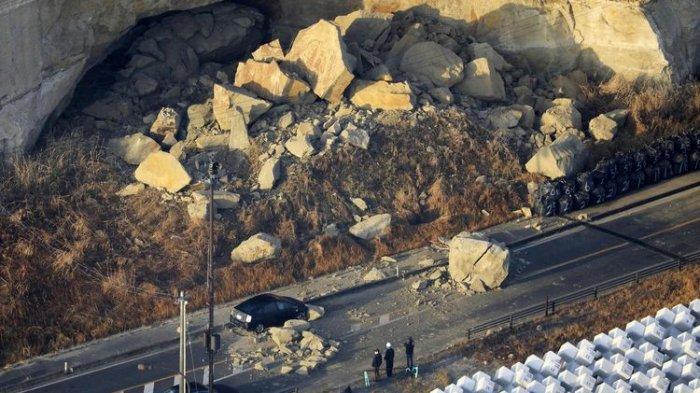 Jepang Diguncang Gempa Dahsyat Namun Tak Ada Korban Jiwa, Kok Bisa?