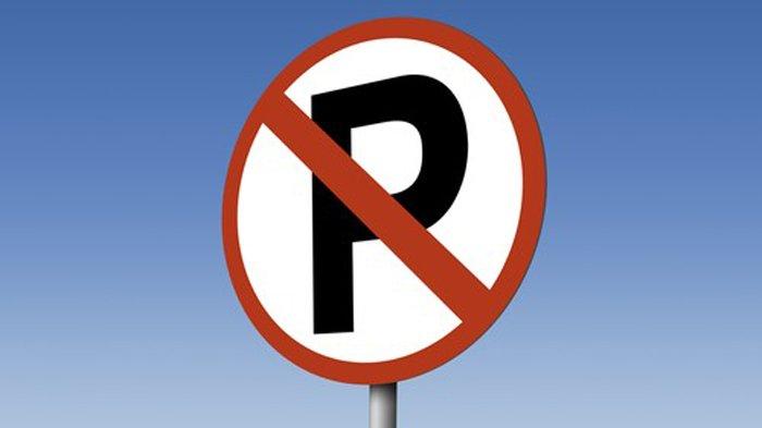 Kenapa Jalan di Depan President Kendaraan Parkir Liar Padahal Ada Tanda Larangan? Aritonang Menjawab