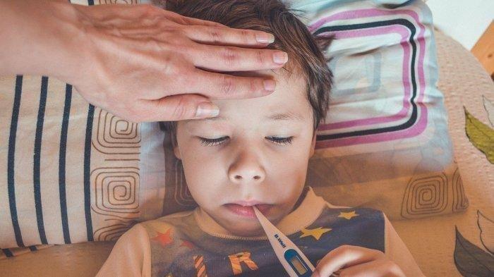 Tanda-tanda Anak Terinfeksi Covid-19 Varian Delta, Gejala Salah Satunya Gangguan Saluran Cerna
