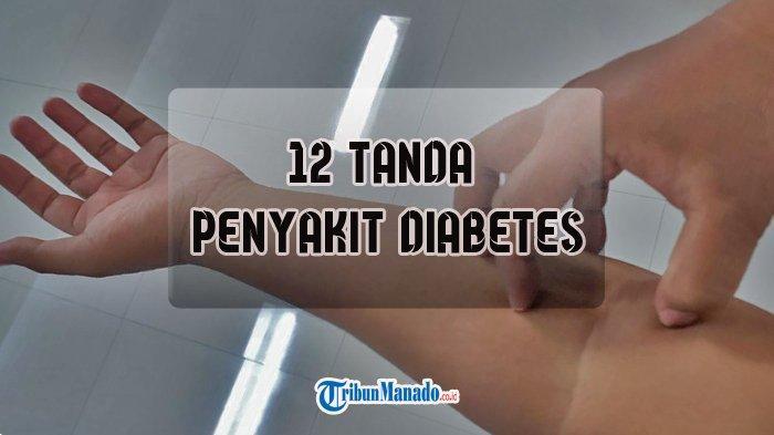 Tanda-tanda Penyakit Diabetes di Kulit, Lengkap Penyebabnya