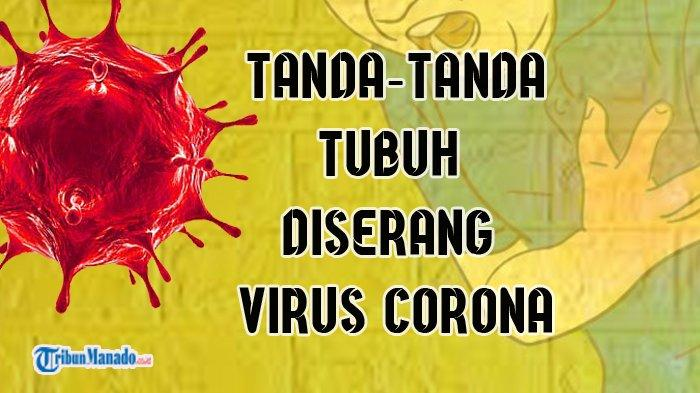 Inilah Tanda atau Gejala Virus Corona Saat Sudah Menyerang Tubuh, Tetap Waspada