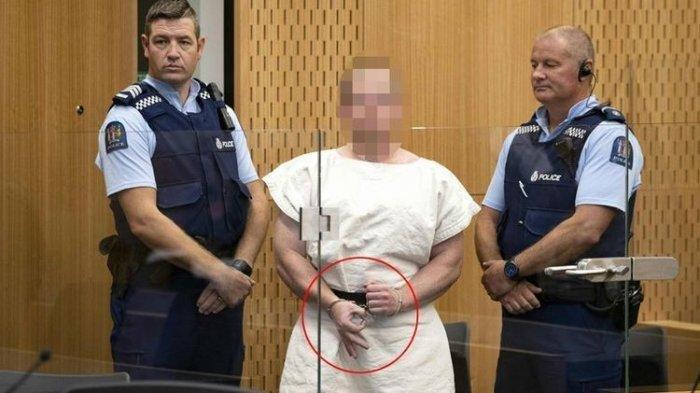 Adukan Keluhan, Pelaku Penembakan di Christchurch Ngaku Kehilangan Hak Dasar di Penjara