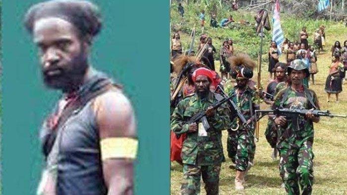 Tandi Kogoya KKB Papua