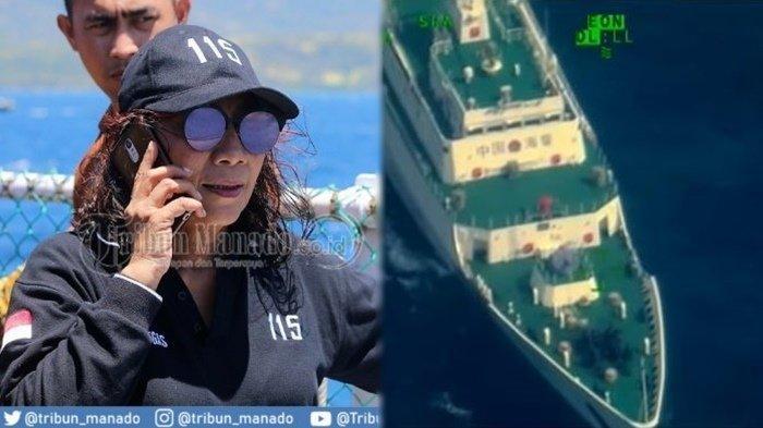 Kritikan Susi Pudjiastuti soal Kapal Asing Masuk Laut Natuna, Minta KKP Lakukan Hal Ini tapi Takut?