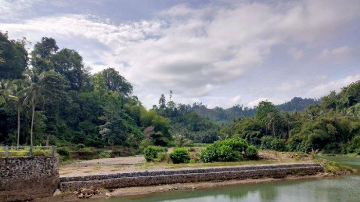Pembangunan Tanggul Sungai di Desa Tolondadu Satu Terkesan Asal Jadi, Ini Kata Dinas PUPR