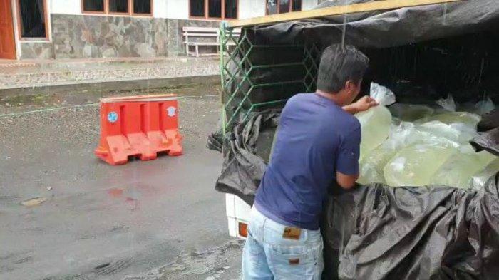Polres Minsel Gagalkan Penyelundupan Miras Cap Tikus ke Gorontalo