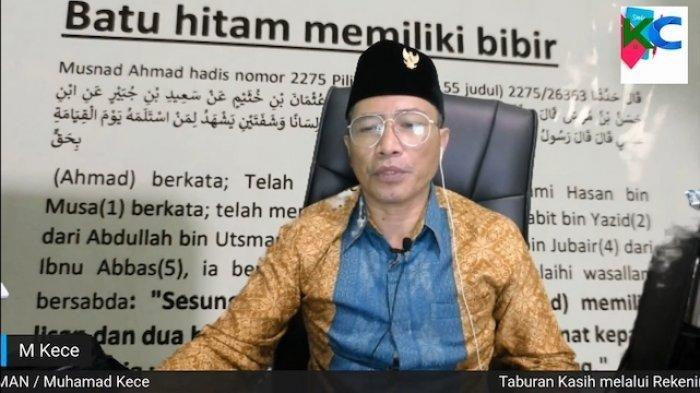 Profil Muhammad Kece, YouTuber yang Dianiaya Jenderal Polisi di Dalam Rutan Bareskrim Polri