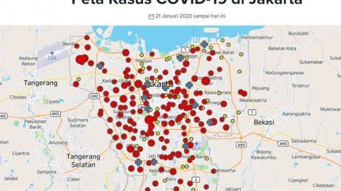Update Kasus Covid-19 di DKI Jakarta Selasa 31 Maret 2020 ...