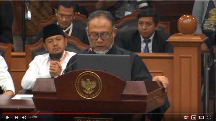 Tak Tahu Saksinya Berstatus Tahanan Kota: Ini yang Dilakukan Tim Hukum Prabowo Jelang Putusan MK
